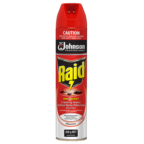Raid Crawling Insect Killer
