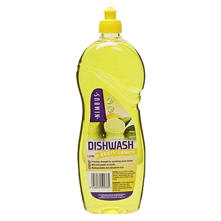 Nimbus Lemon Dishwash Liquid
