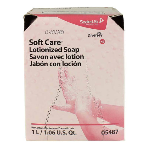 Softcare Lotioned Soap
