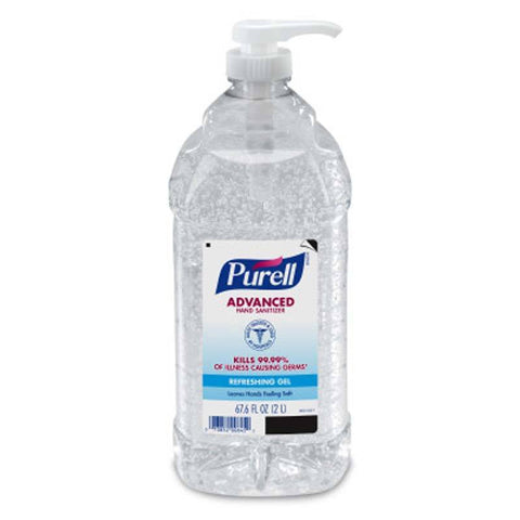 Purell Sanitizer Pump 2L