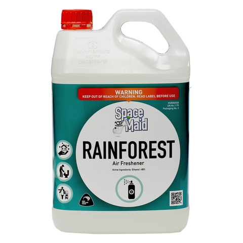 Space Rainforest Air Freshener Concentrate 5L