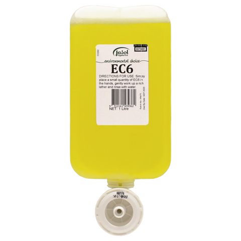 Jasol EC6 Foaming  Anti-Bacterial