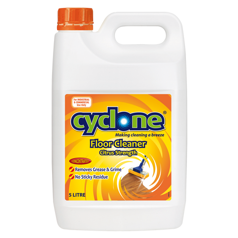Cyclone Citrus Floor Cleaner