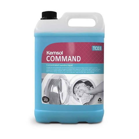 Kemsol Command Laundry Liquid