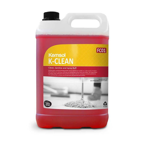 Kemsol K-Clean Floor Cleaner