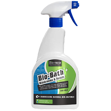 Bio-Fresh Bio-Bath Washroom & Toilet Cleaner