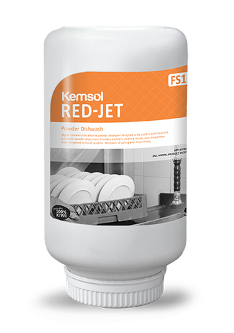 Kemsol Red Jet Dishwash Powder