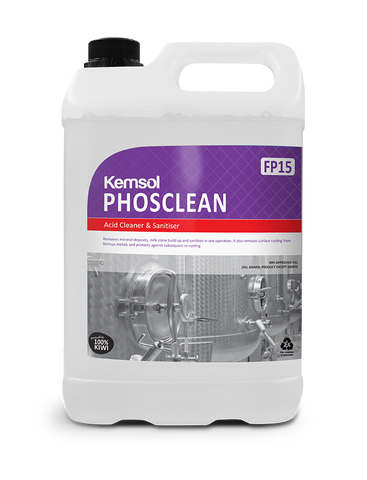 Kemsol Phosclean Cleaner & Sanitiser