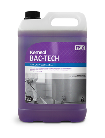 Kemsol Bac-Tech Sanitiser