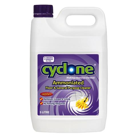 Cyclone Ammoniated Floor Cleaner