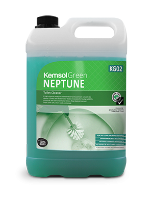 Kemsol Green Neptune Toilet Cleaner