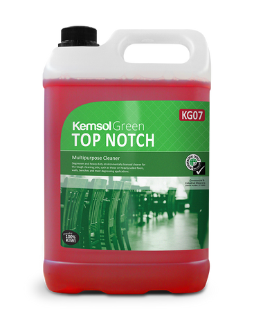 Kemsol Green Top Notch Spray & Wipe