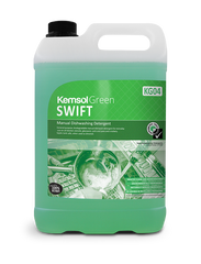 Kemsol Green Swift Dishwash Detergent