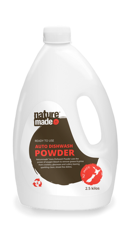 Naturemade Auto Dishwash Powder