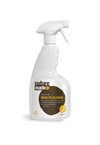 Naturemade Multi Clean Spray & Wipe