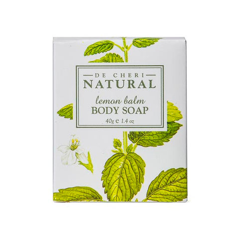 De Cheri Natural Cartoned Body Soap