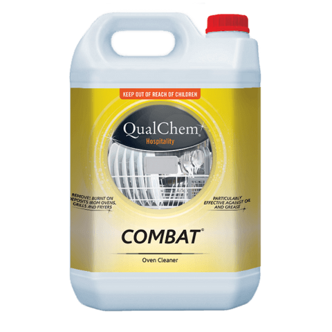Qualchem Combat Oven Cleaner