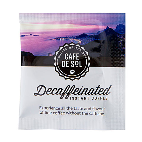 Cafe De Sol Decaffeinated Coffee