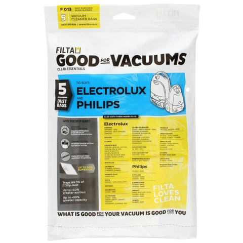 Vacuum Bags - Electrolux Silent
