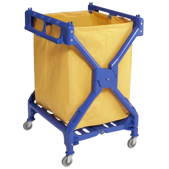 X-Frame Laundry Trolley