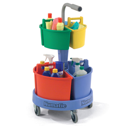 Numatic NC4 Carousel Trolley
