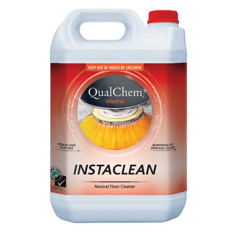 Qualchem Instaclean Neutral Floor Cleaner
