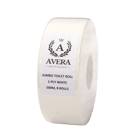 Avera Jumbo Virgin 1ply - 500m
