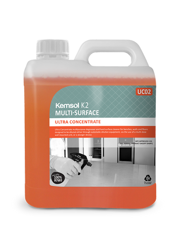Kemsol K2 Multi-Surface Ultra Concentrate