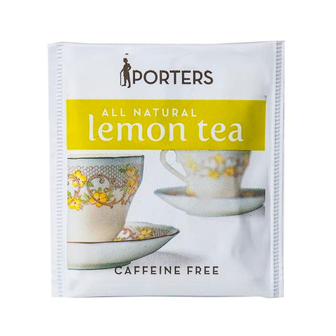 Porters Lemon Tea