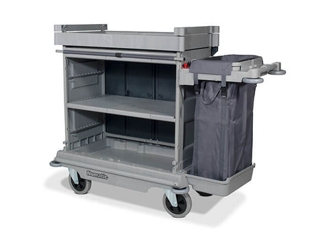 Numatic NKU31FF Housekeeping Trolley (1 Bag)