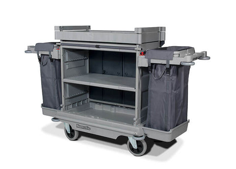 Numatic NKU32FF Housekeeping Trolley (2 Bags)