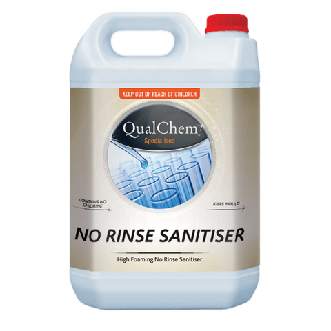 Qualchem No Rinse Sanitiser