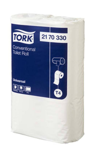 Tork Toilet Rolls 2-ply 220 sheets