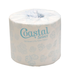 Coastal Toilet Roll 2-ply