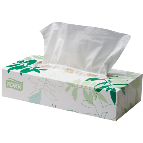 Tork Extra Soft Facial Tissue 2-ply