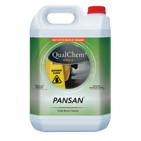 Qualchem Pan San Toilet Cleaner