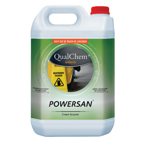 Qualchem Power San Cream Cleanser