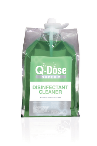 Qualchem Q-Dose Disinfectant Cleaner