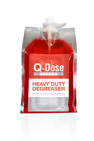 Qualchem Q-Dose Heavy Duty Degreaser