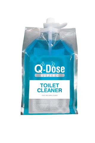 Qualchem Q-Dose Toilet Cleaner