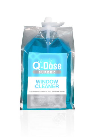 Qualchem Q-Dose Window Cleaner