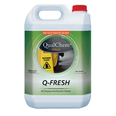 Qualchem Q-fresh Concentrate Disinfectant