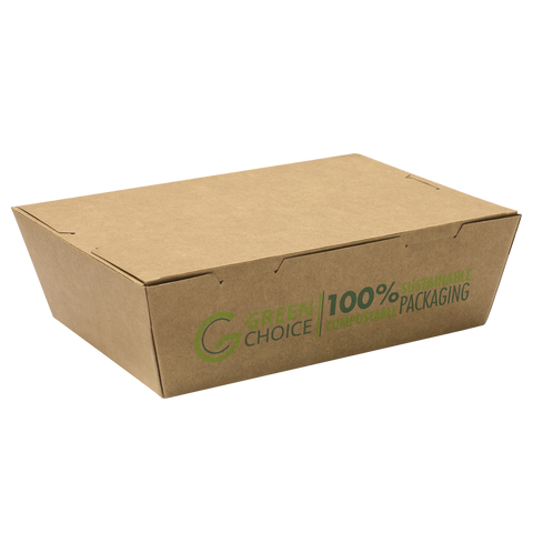 Green Choice Takeaway Box - Large