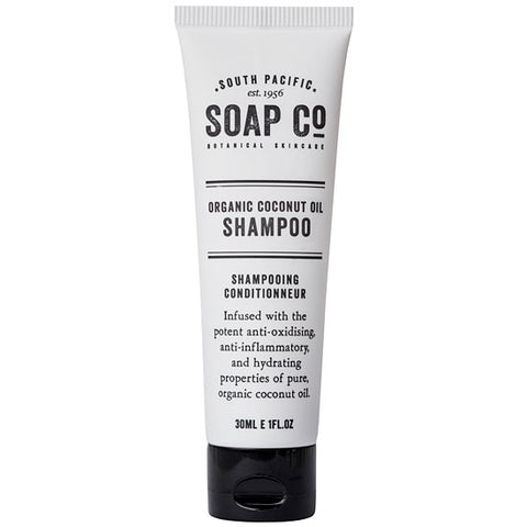 South Pacific Soap Co. Shampoo