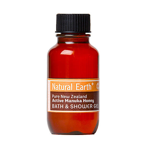 Natural Earth Bath & Shower Gel