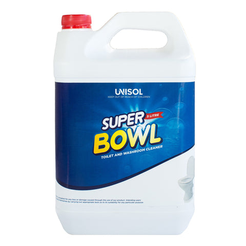 UniSOL Super Bowl - Toilet & Washroom Cleaner