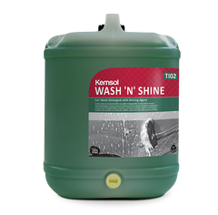Kemsol Wash 'N' Shine Car Wash Detergent