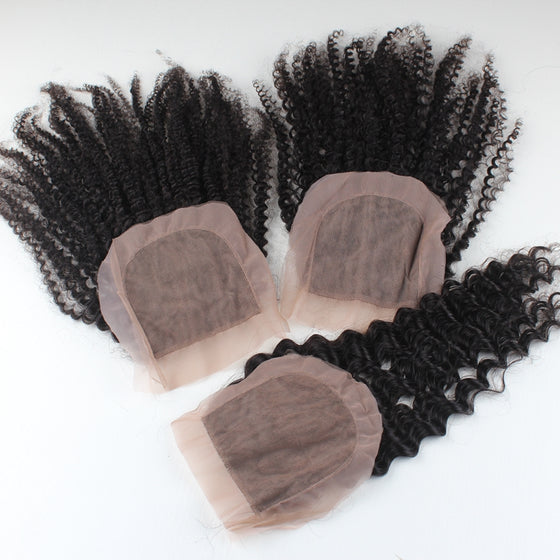 "Curly 14"" Frontals"