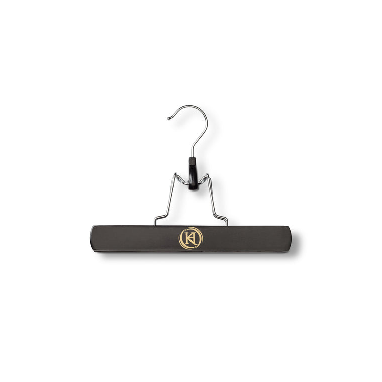KUMARI Hair Extensions Hanger (Black/Gold)
