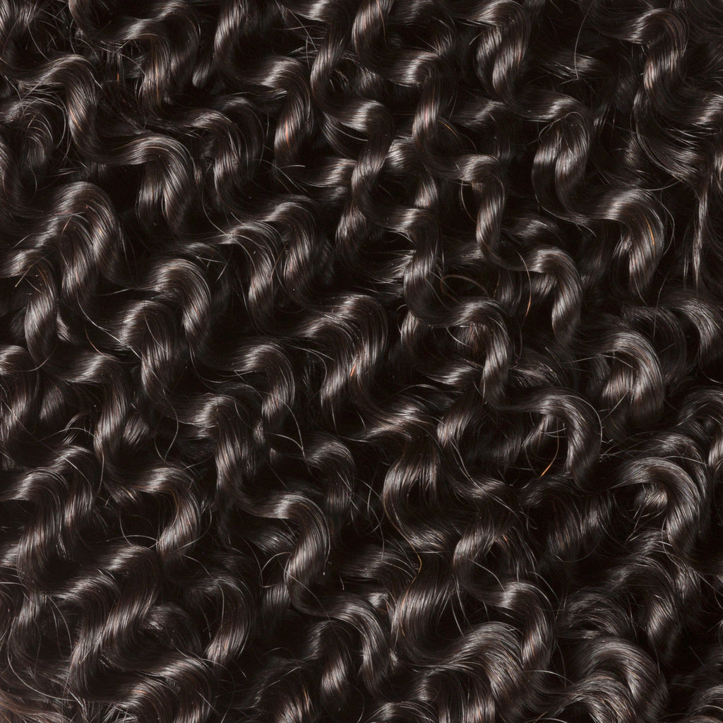 "KUMARI ROYALE Kinky Curl 160G 20"" Off Black (1B)"